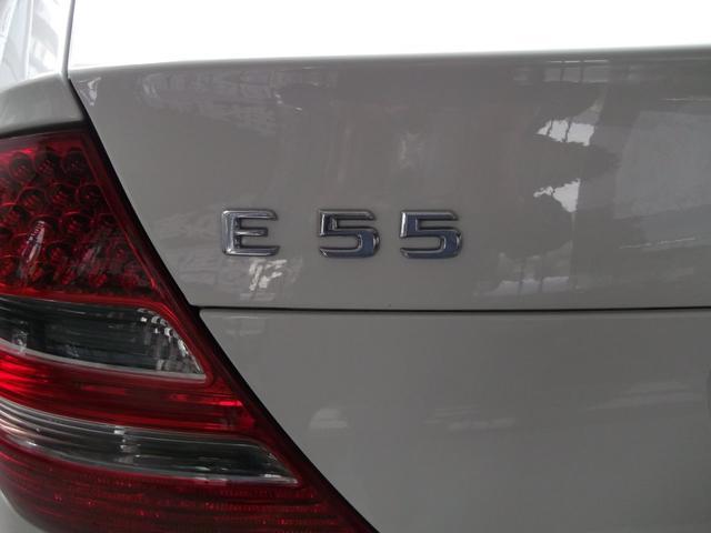 エンブレム E55仕様