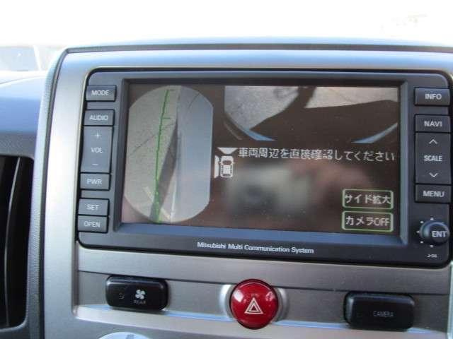 2.4 G ナビパッケージ 4WD 後席モニター(10枚目)