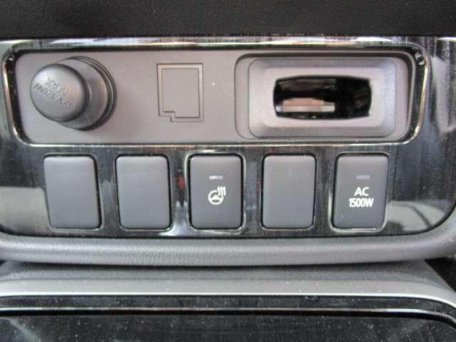 2.0 G セイフティパッケージ 4WD 100VAC電源(16枚目)