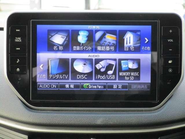660 カスタム RS-SA SDナビ フルセグTV(10枚目)