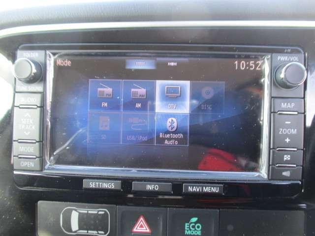2.0 G ナビパッケージ 4WD SDナビ フルセグTV(10枚目)