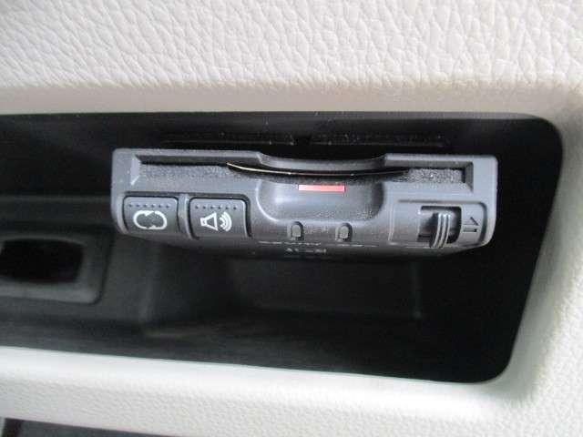 ETC車載器や環境に優しいアイドリングストップ機能も付いております。