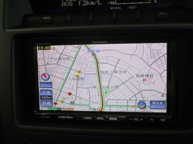 3.8 ショートVR-II 4WD HDDナビ TV HID(10枚目)