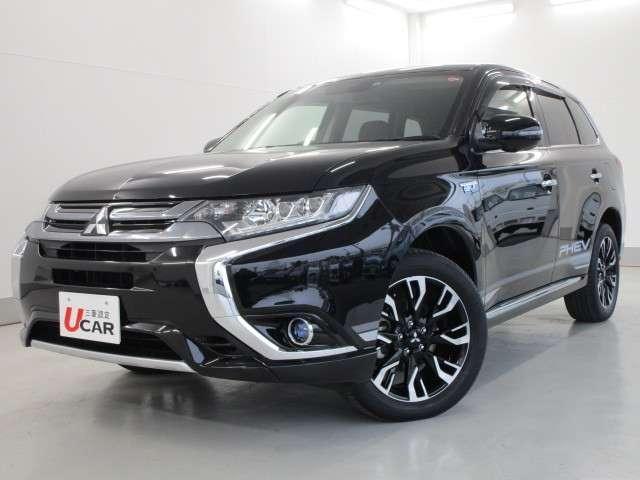 「三菱」「アウトランダーPHEV」「SUV・クロカン」「埼玉県」の中古車7