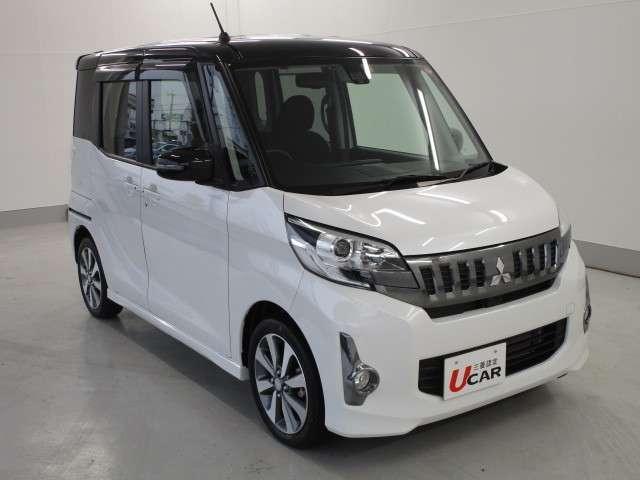 「三菱」「eKスペースカスタム」「コンパクトカー」「埼玉県」の中古車6