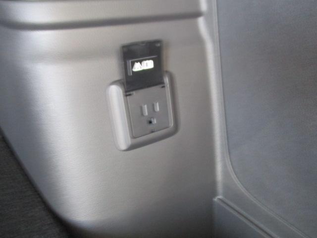 G 2.4 G 4WD 100V 電気温水 サンルーフ SDナビ フルセグTV 全方位カメラ 車両検知警報(28枚目)