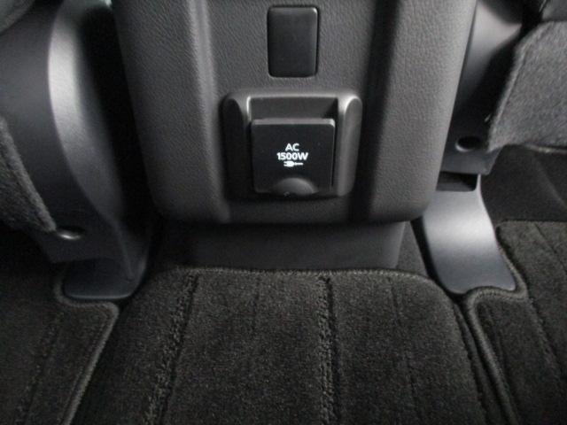 G 2.4 G 4WD 100V 電気温水 サンルーフ SDナビ フルセグTV 全方位カメラ 車両検知警報(29枚目)