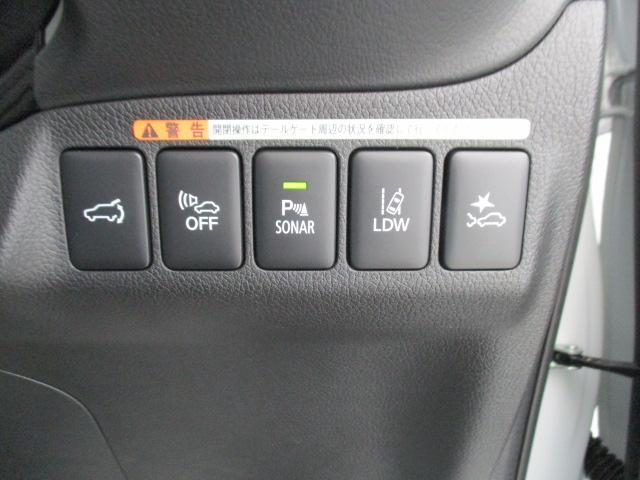 G 2.4 G 4WD 100V 電気温水 サンルーフ SDナビ フルセグTV 全方位カメラ 車両検知警報(43枚目)