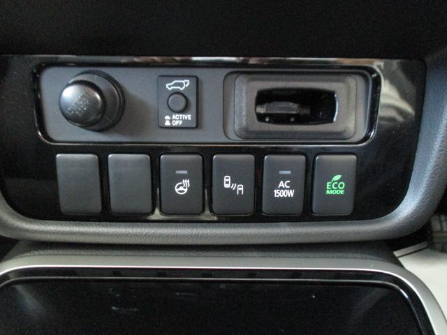 G 2.4 G 4WD 100V 電気温水 サンルーフ SDナビ フルセグTV 全方位カメラ 車両検知警報(44枚目)
