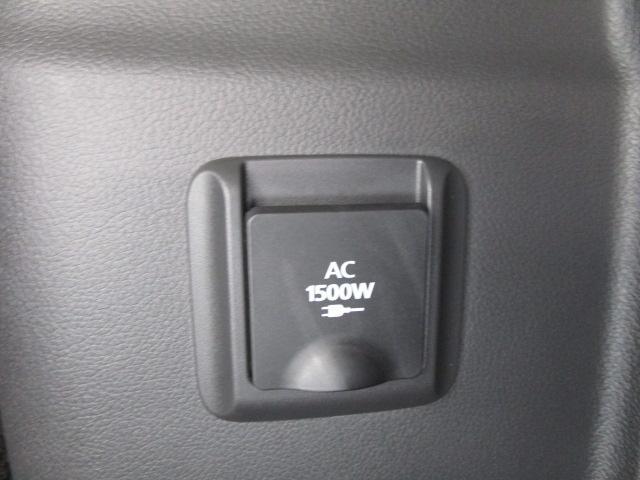 Gプラスパッケージ 2.4 4WD 電気温水 サンルーフ SDナビ フルセグTV 100VAC電源 全方位カメラ(34枚目)