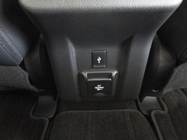 Gプラスパッケージ 2.4 4WD 電気温水 サンルーフ SDナビ フルセグTV 100VAC電源 全方位カメラ(38枚目)
