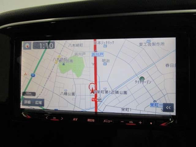 G 社有車UP サポカーS 100VAC電源 SDナビ フルセグTV 全方位カメラ 車両検知警報システム(10枚目)