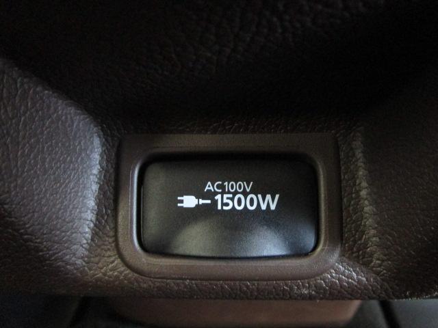 Gプレミアムパッケージ 1オーナー 100VAC電源 SDナビ 車検整備付(37枚目)