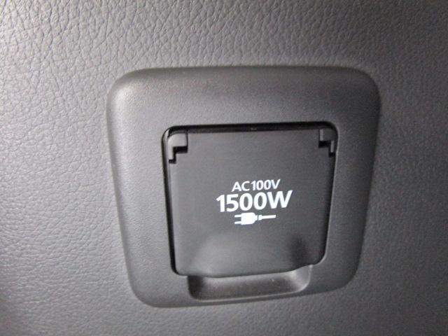 Gプレミアムパッケージ 1オーナー 100VAC電源 SDナビ 車検整備付(54枚目)