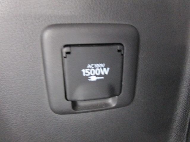 Gセーフティパッケージ 1オーナー 100VAC電源 SDナビ 車検整備付(43枚目)