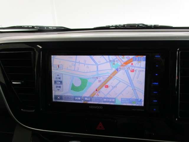 カスタムT 1オーナー SDナビ バックカメラ 車検整備付 両側電動スライドドア フルセグTV(14枚目)
