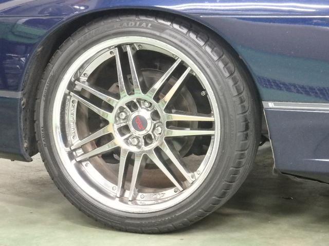 日産 シルビア Q's ハイキャスII 同色オールペイント済 車高調
