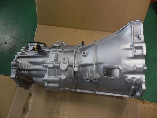 オートギャラリー横浜ミッションSS690 強化OH済みミッション