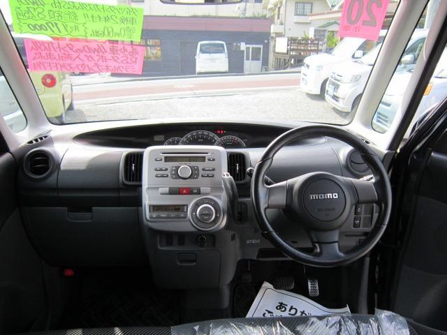 ダイハツ タント カスタムRS 4WD ターボ 電動スライドドア 記録簿