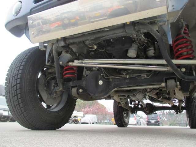 スズキ ジムニー XG 4WD リフトアップ ナビ ETC