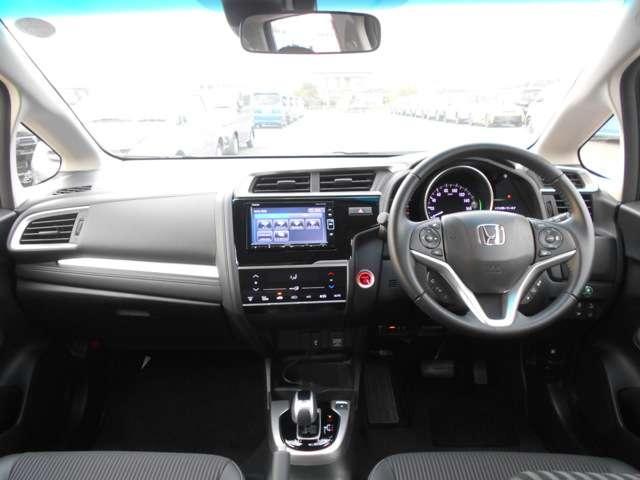 L ホンダセンシング ホンダ認定中古車 デモカー LEDヘッドライト ワンオーナー 運転支援 スマートキー ナビ バックカメラ ETC(8枚目)
