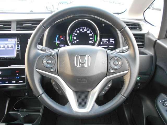 L ホンダセンシング ホンダ認定中古車 デモカー LEDヘッドライト ワンオーナー 運転支援 スマートキー ナビ バックカメラ ETC(9枚目)