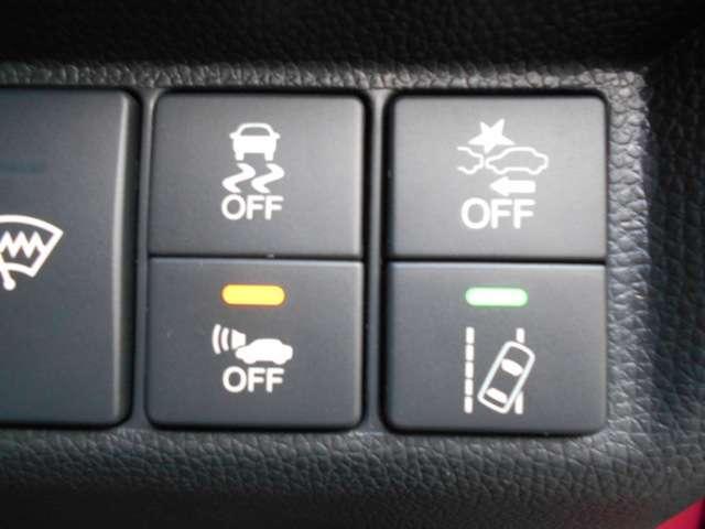 L ホンダセンシング ホンダ認定中古車 デモカー LEDヘッドライト ワンオーナー 運転支援 スマートキー ナビ バックカメラ ETC(11枚目)