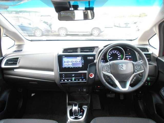 L ホンダセンシング ホンダ認定中古車 デモカー 2年保証 運転支援 ナビ バックカメラ ETC LEDヘッドライト スマートキー アダプティブクルーズコントロール(8枚目)