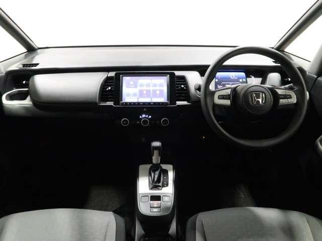 e:HEVベーシック 2年保証付 衝突被害軽減ブレーキ アダプティブクルーズコントロール サイド&カーテンエアバッグ ドライブレコーダー メモリーナビ フルセグTV ETC スマートキー 盗難防止装置 ワンオーナー車(6枚目)