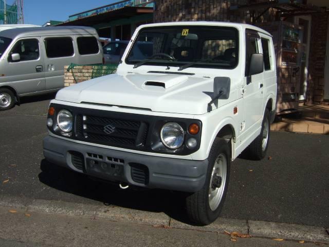 スズキ ジムニー HAターボ 4WD