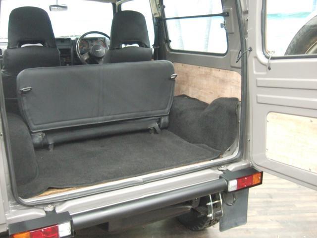 EC 4WD パノラミックルーフ 5MTシートカバー(6枚目)