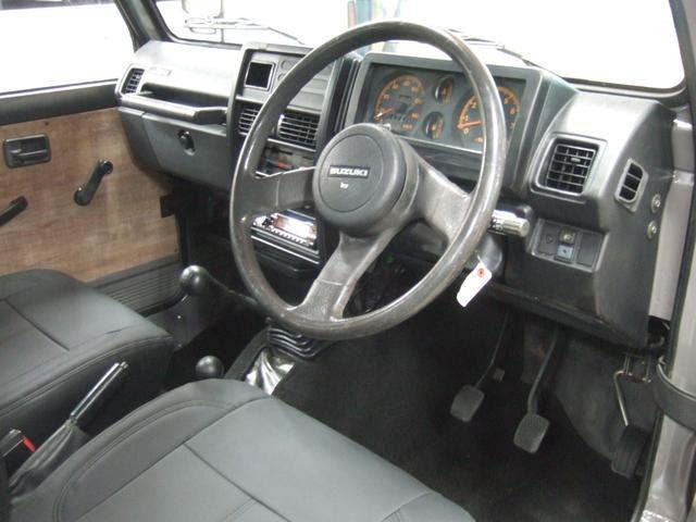 EC 4WD パノラミックルーフ 5MTシートカバー(8枚目)