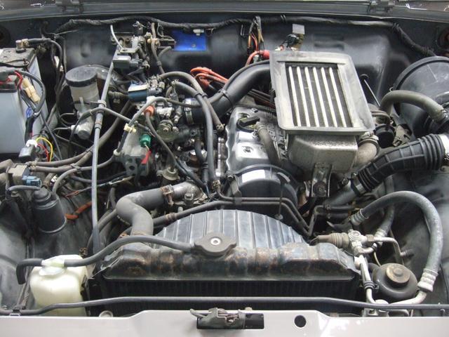 EC 4WD パノラミックルーフ 5MTシートカバー(12枚目)