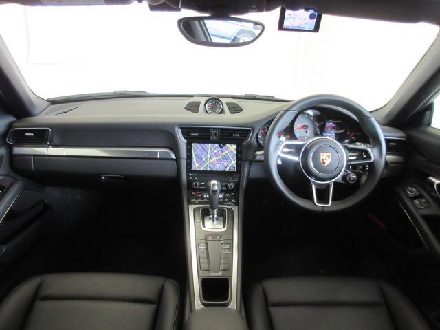 ポルシェ ポルシェ 911カレラS PDK スポーツクロノP 黒革 Bカメラ
