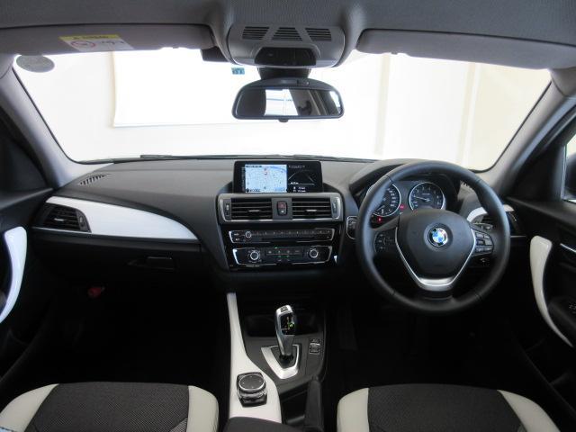 BMW BMW 118i スタイル ハーフレザー Bカメラ LEDライト