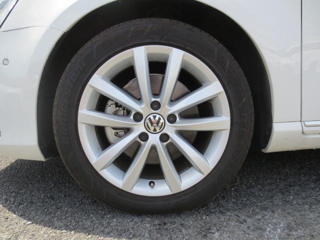 フォルクスワーゲン VW パサートヴァリアント TSIハイライン ブルーモーションテクノロジー