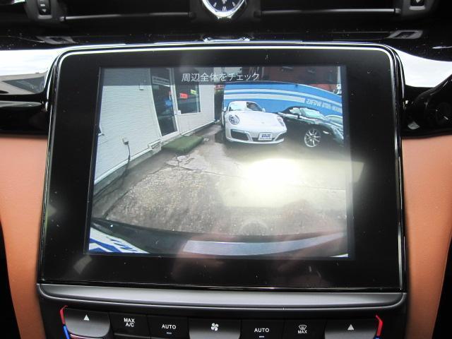 バックカメラ・パークセンサー搭載ですので、駐車の際にも安心です!