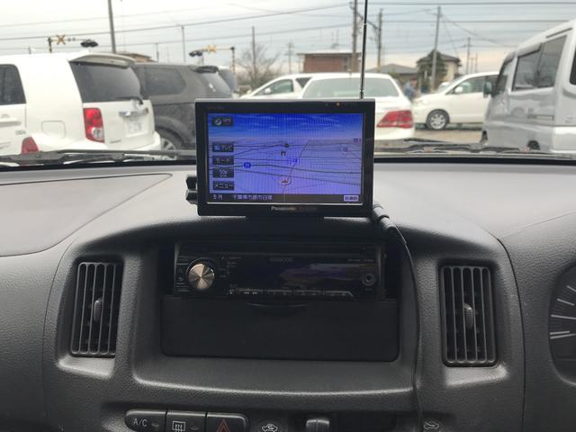 TX Gパッケージ ナビ 商用車 AC オーディオ付 5名乗(8枚目)