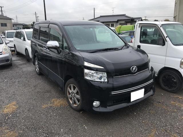 「トヨタ」「ヴォクシー」「ミニバン・ワンボックス」「千葉県」の中古車3