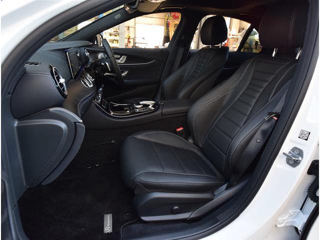 メルセデス・ベンツ M・ベンツ E250AVGスポーツ レザーEX-PKG 1オーナー禁煙車