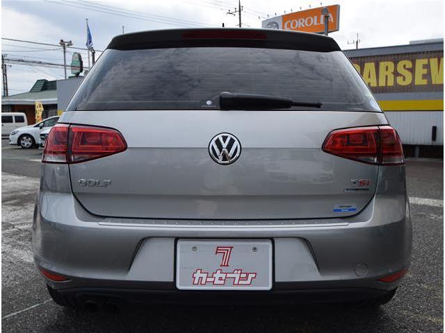 フォルクスワーゲン VW ゴルフ TSIハイラインブルーモーションテクノロジー 禁煙車 ACC
