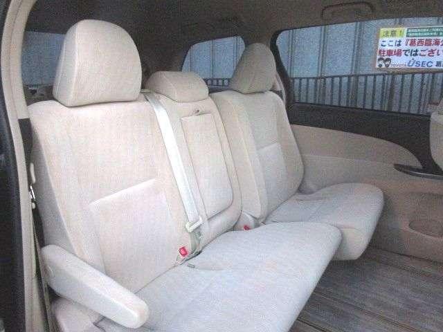 トヨタ エスティマハイブリッド X 中期モデル 純正ナビ ツインMR 純正ナビ後席モニター
