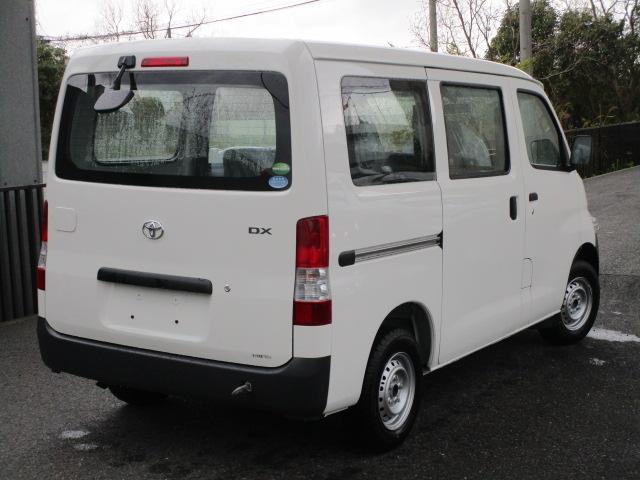 トヨタ タウンエースバン DX オーディオレス ABS