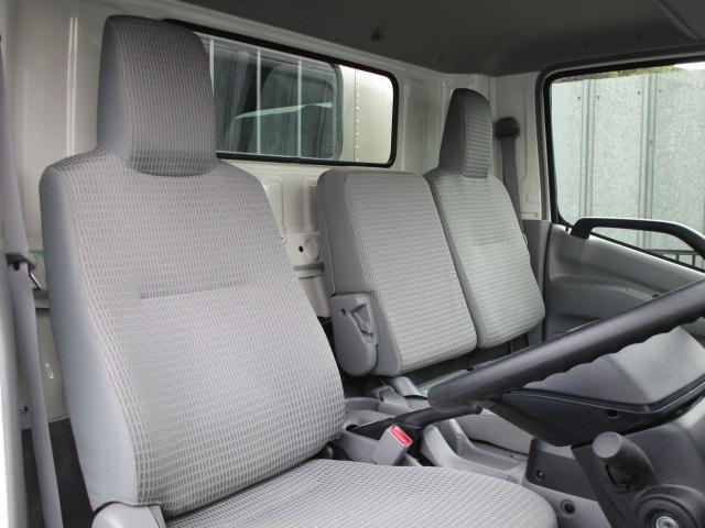 ロングフルジャストロー アルミバン 2t 準中型自動車免許(11枚目)