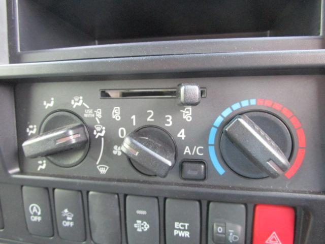 ロングフルジャストロー アルミバン 2t 準中型自動車免許(12枚目)