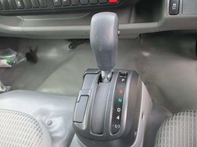 ロングフルジャストロー アルミバン 2t 準中型自動車免許(13枚目)