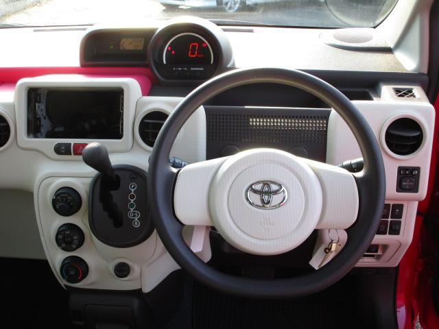 トヨタ ポルテ X ウェルキャブ助手席回転チルト Bタイプ TSSC