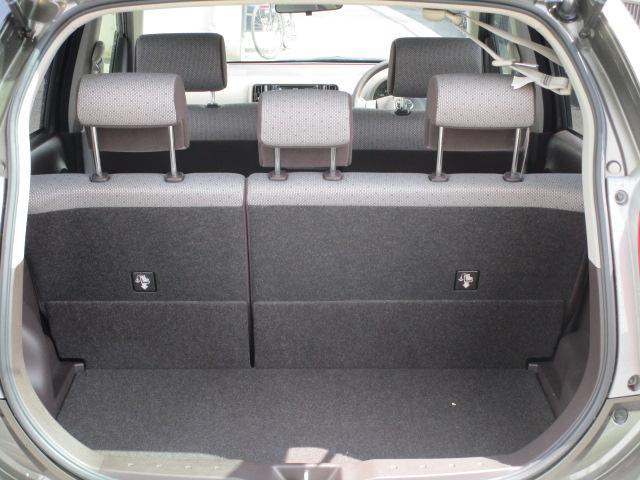 X Lパッケージ 4WD 社外オーディオ ETC(8枚目)