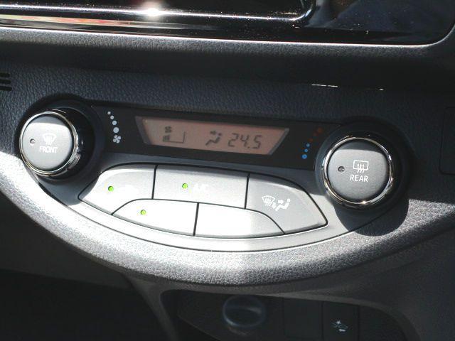オートエアコン☆ボタンひとつでラクラク温度調整☆