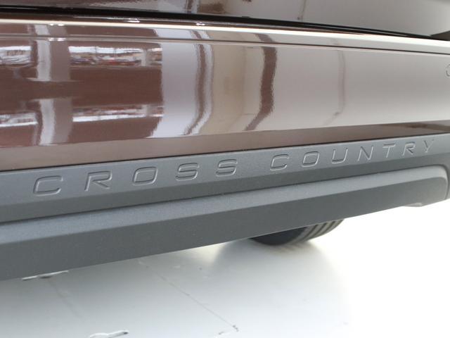 クロスカントリー T5 AWD レザーパッケージ メープルブラウンメタリック 前後純正ドラレコ キーレス LEDヘッドライト シートヒーター リアカメラ&360度カメラ 緊急エマージェンシーブレーキ フロント8ウェイパワーシート(23枚目)